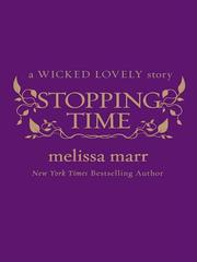 Cover of: Stopping Time | Melissa Marr