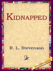 Cover of: Kidnapped |
