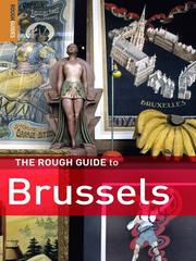 Cover of: The Rough Guide to Brussels |