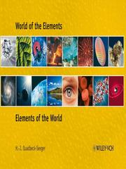Cover of: World of the Elements |
