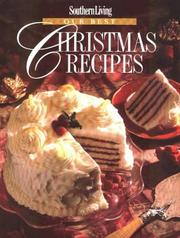 Cover of: Our best Christmas recipes