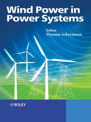 Cover of: Wind Power in Power Systems |