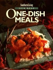 Cover of: Our best one-dish meals
