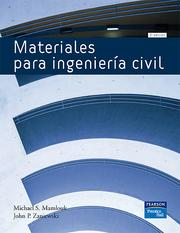 Cover of: Materiales para ingenieria civil by Michel S Mamlouk