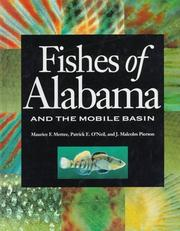 Cover of: Fishes of Alabama and the Mobile Basin