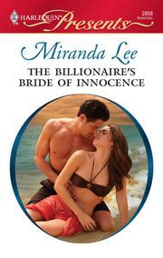 The Billionaire's Bride of Innocence