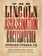 Cover of: The Lincoln Assassination Encyclopedia |