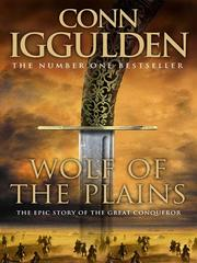 Cover of: Wolf of the Plains | Conn Iggulden