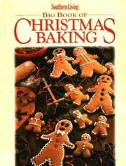 Cover of: Southern Living Big Book of Christmas Baking (Big Books)