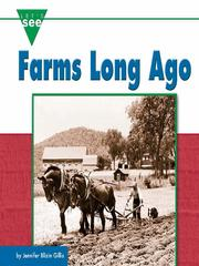 Cover of: Farms Long Ago |