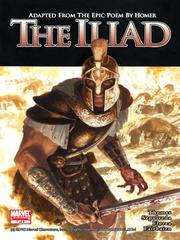 Cover of: Marvel Illustrated: The Iliad |