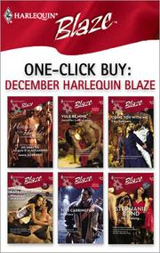 Cover of: One-Click Buy: December Harlequin Blaze |