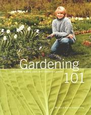 Cover of: Gardening 101 (The Best of Martha Stewart Living Series)