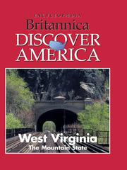 Cover of: West Virginia: The Mountain State |