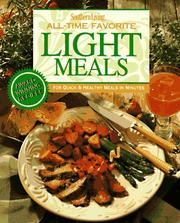 Cover of: Southern living all-time favorite light meals |