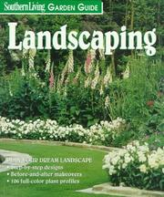 Cover of: Landscaping
