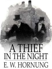 Cover of: A Thief in the Night: A Book of Raffles