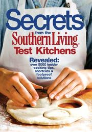 Secrets from the Southern Living Test Kitchens