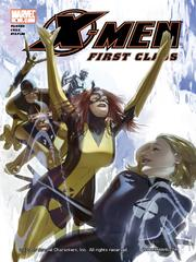 Cover of: X-Men: First Class |