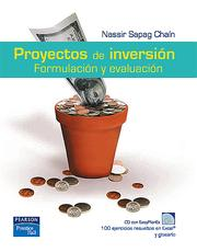 Cover of: Proyectos de Inversion by Nassir Sapag Chain