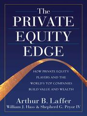 Cover of: The Private Equity Edge |