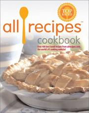 Cover of: Allrecipes Cookbook 2003 |
