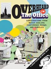 Cover of: Overheard in the Office |