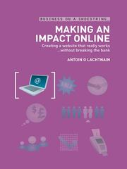 Cover of: Making an Impact Online |