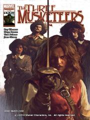 Cover of: Marvel Illustrated: The Three Musketeers |