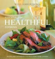 Cover of: Essentials of healthful cooking