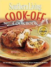 Cover of: Southern Living Cook-Off Cookbook 2004