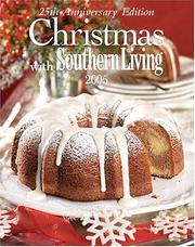 Cover of: Christmas With Southern Living 2005 (Christmas With Southern Living) |