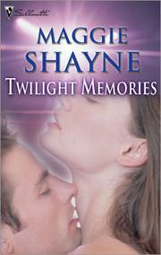 Cover of: Twilight Memories |