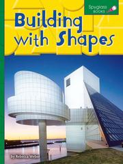 Cover of: Building with Shapes |