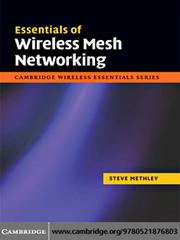 Cover of: Essentials of Wireless Mesh Networking |