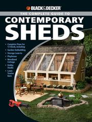 Cover of: The Complete Guide to Contemporary Sheds |