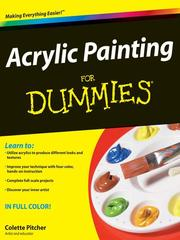 Cover of: Acrylic Painting For Dummies |