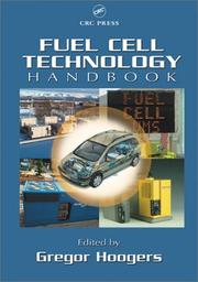 Cover of: Fuel Cell Technology Handbook (Mechanical Engineering Series) | Gregor Hoogers