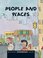 Cover of: Britannica Discovery Library: People and Places |