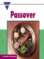 Cover of: Passover |