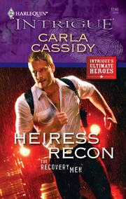Cover of: Heiress Recon |
