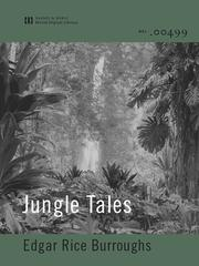 Cover of: Jungle Tales |