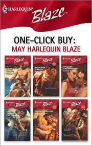 Cover of: One-Click Buy: May Harlequin Blaze |
