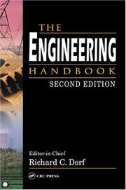 Cover of: The Engineering Handbook | Dorf, Richard C.