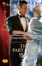 Cover of: The Part-Time Wife |