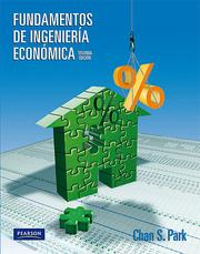 Cover of: Fundamentos De Ingenieria Economica by Chan S Park