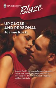 Cover of: Up Close and Personal |