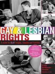 Cover of: Gay and Lesbian Rights |