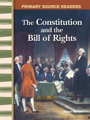 Cover of: The Constitution and the Bill of Rights |
