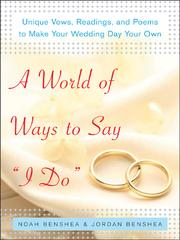 Cover of: A World of Ways to Say I Do |